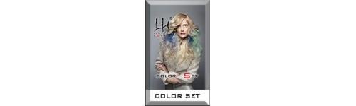 Color Set - baleyage, rozświetlenie fryzury - zmieniaj kolory bez ryzyka, baw się...