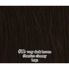 #1b - Doczepiany kucyk 40-45cm włos naturalny v3 - 16phs1ni072v3